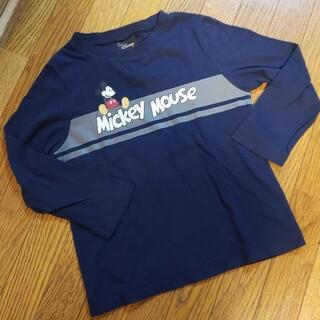 ジーユー(GU)のGU ミッキーロンティー 110(Tシャツ/カットソー)