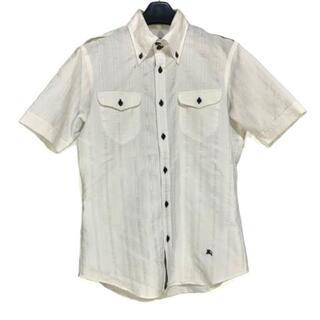 BURBERRY BLACK LABEL - バーバリーブラックレーベル 半袖シャツ 2
