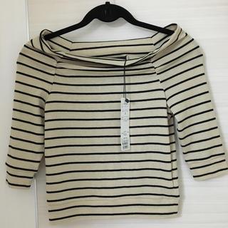 ココディール(COCO DEAL)のオフショルトップス(Tシャツ(長袖/七分))