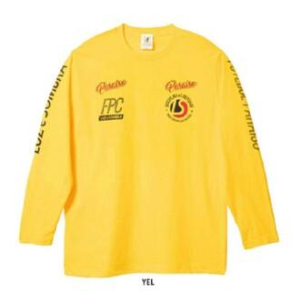 ルース(LUZ)のルースイソンブラ 長袖Tシャツ 黄色 イエロー(その他)