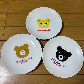 ミキハウス(mikihouse)のmikihouse ノベルティ お皿とカップです(食器)