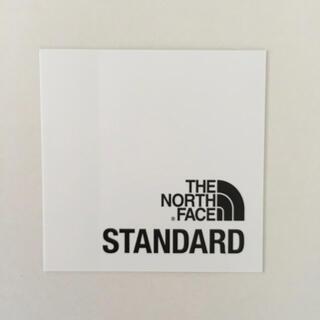 ザノースフェイス(THE NORTH FACE)の【廃盤】【正規品】THE NORTHFACE STANDARD 限定ステッカー(その他)