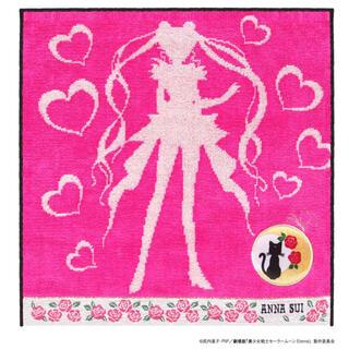 ANNA SUI - 美少女戦士 セーラームーン Eternal × アナスイ ハンドタオル 包装済み