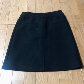 IENA - 美品 イエナ 台形ウールスカート