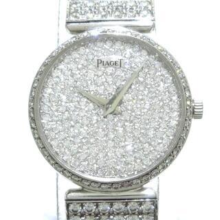 ピアジェ(PIAGET)のピアジェ 腕時計 - 4057D2B レディース(腕時計)