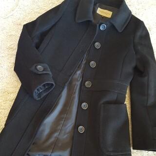 プロポーションボディドレッシング(PROPORTION BODY DRESSING)のお得★プロポーションボディドの定番コート 黒S~M(ロングコート)