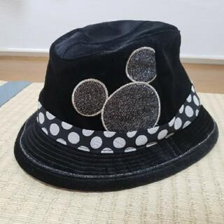 ディズニー(Disney)の【帽子/ハット】TDR公式/ミッキー/ミッキーマウス/Disney(キャラクターグッズ)