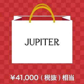 ジュピターゴールドレーベル(jupiter GOLD LABEL)のjupiter 福袋 リング・ネックレスセット(リング(指輪))