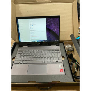 ヒューレットパッカード(HP)のHP ENVY x360 13-ag0000 (メモリ8G,SSD256G)(ノートPC)
