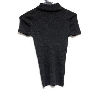 ポールカ(PAULE KA)のポールカ 半袖セーター サイズS レディース(ニット/セーター)