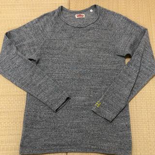 ハリウッドランチマーケット(HOLLYWOOD RANCH MARKET)の[美品]ハリウッドランチマーケット長袖シャツ(メンズ2)(Tシャツ/カットソー(七分/長袖))