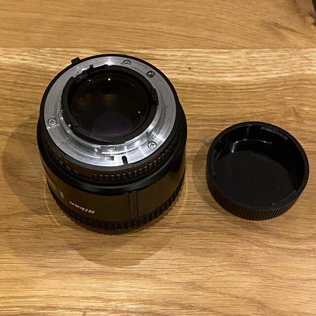 Nikon(ニコン)のゆっくん様専用 nikon 85mm f1.8 AF 単焦点レンズ ニコン スマホ/家電/カメラのカメラ(レンズ(単焦点))の商品写真