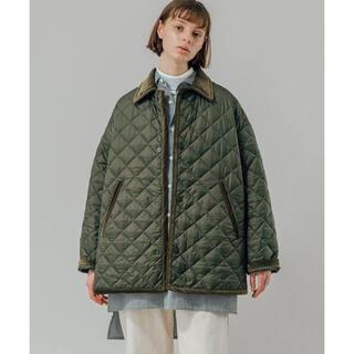 シンゾーン(Shinzone)の完売品〈別注〉キルティングジャケット WOMEN(19AMSCO65-20A)(ナイロンジャケット)