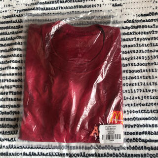 マクドナルド(マクドナルド)のAPPLE PIE T-SHIRT(Tシャツ/カットソー(半袖/袖なし))