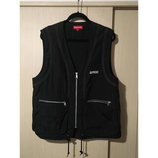 シュプリーム(Supreme)のsupreme cargo vest(ベスト)