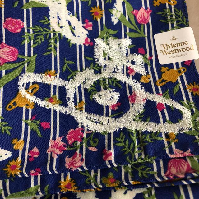 Vivienne Westwood(ヴィヴィアンウエストウッド)の新品☆ヴィヴィアンウエストウッド ハンカチセット レディースのファッション小物(ハンカチ)の商品写真