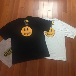 アクネ(ACNE)のサイズSdrewhousetシャツ黒白2枚セット(Tシャツ/カットソー(半袖/袖なし))