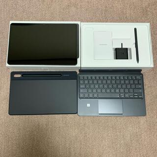 ギャラクシー(Galaxy)のGalaxy Tab S7 128GB WiFi 純正キーボードカバー付(タブレット)