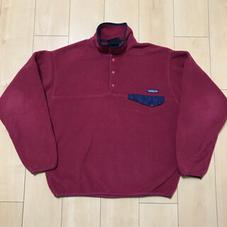 patagonia - patagonia  SYNCHILLA Snap-T Pullover パタ