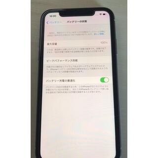 アイフォーン(iPhone)の(新品同様)iphone11 simフリー 64GB Purple(スマートフォン本体)