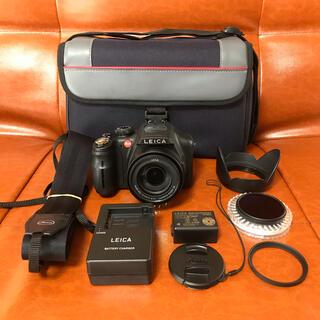 LEICA - 極美品 完動品 Leica V-Lux3 ライカ デジタルカメラ デジカメ 一眼