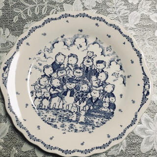 ニッコー(NIKKO)のNIKKO FINE TABLEWARE (中古) お皿 平皿 熊 ベア(食器)