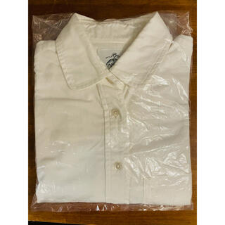 ブルックスブラザース(Brooks Brothers)のブルックスブラザーズ ブラックフリース 丸襟 シャツ 白シャツ(シャツ/ブラウス(長袖/七分))