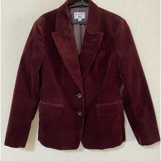ユニクロ(UNIQLO)のユニクロ テーラードジャケット 男女兼用sサイズ(テーラードジャケット)