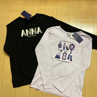 アナスイミニ(ANNA SUI mini)の【ご専用】ANNA SUImini 140【140】2点♡(Tシャツ/カットソー)