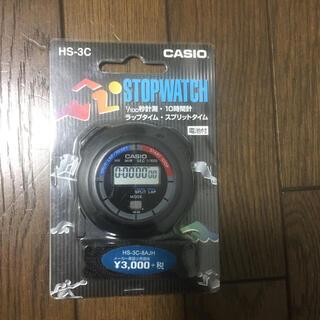 カシオ(CASIO)のCASIO STOPWATCH(その他)