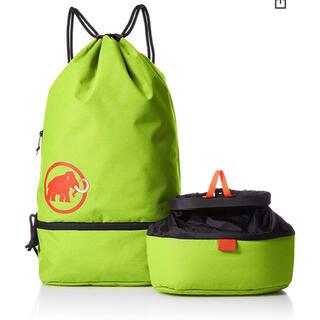 マムート(Mammut)のMAMMUT マムート マジック ジム バッグ Magic Gym Bag(バッグパック/リュック)