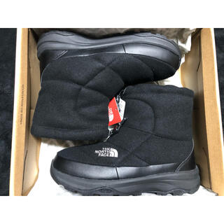 THE NORTH FACE - THE NORTH FACE Nuptse Bootie Wool 26