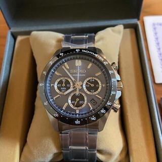 セイコー(SEIKO)のSEIKO セイコー スピリット  SBTR027 新品未使用(腕時計(アナログ))