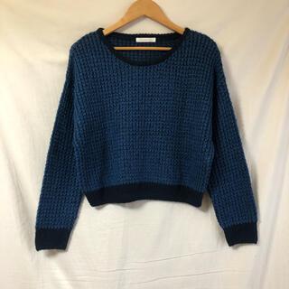 チャオパニックティピー(CIAOPANIC TYPY)のチャオパニックティピー ニット セーター フリーサイズ(ニット/セーター)