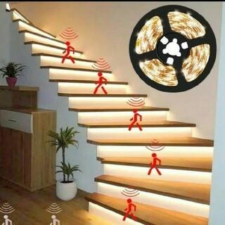 イケア(IKEA)の人気商品♪省エネになる♪ あらゆる場所で使える LED テープライト★1m★(蛍光灯/電球)