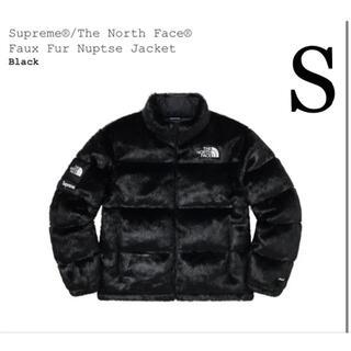 シュプリーム(Supreme)のsupreme northface faux fur nuptse jacket(ダウンジャケット)