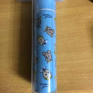 タカラジマシャ(宝島社)のリンネル  コラボ オサム ステンレスボトル 水筒(タンブラー)