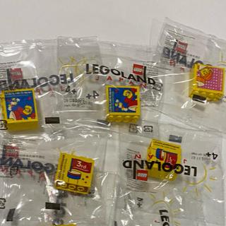 レゴ(Lego)のレゴランド 限定ブロック 消しゴム セット(その他)