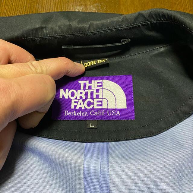 THE NORTH FACE(ザノースフェイス)のTHE NORTH FACE ノースフェイスパープルレーベル ステンカラーコート メンズのジャケット/アウター(ステンカラーコート)の商品写真