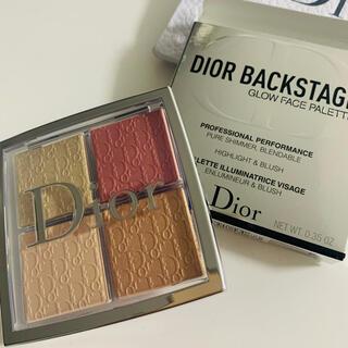ディオール(Dior)のDIORフェイスグロウパレット(フェイスカラー)