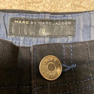 マークバイマークジェイコブス(MARC BY MARC JACOBS)のマークバイジェイコブス デニムスカート(ひざ丈スカート)