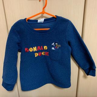 ディズニー(Disney)のDisney トレーナー 100   Donald Duck(その他)