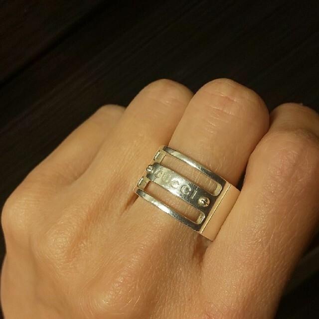 Gucci(グッチ)のGUCCIリング レディースのアクセサリー(リング(指輪))の商品写真