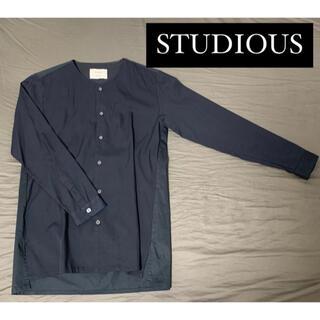 ステュディオス(STUDIOUS)の【値下げしました!】STUDIOUS シャツ シンプル(シャツ)