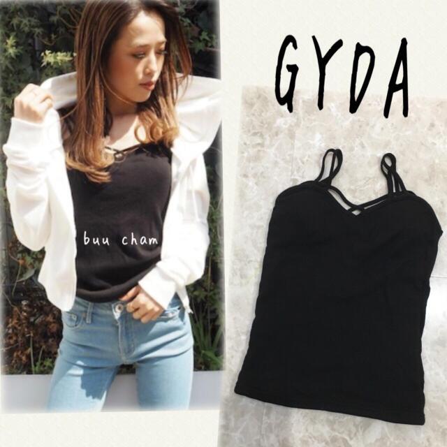GYDA(ジェイダ)のGYDA♡バインダーキャミ レディースのトップス(キャミソール)の商品写真
