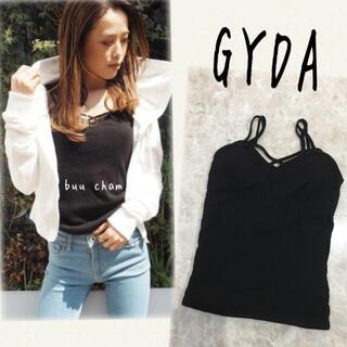 GYDA - GYDA♡バインダーキャミ