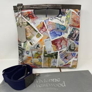 Vivienne Westwood - Vivienne Westwood バッグ マネー 2way 総柄 ショルダー