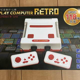 ファミリーコンピュータ - ファミコン 本体 プレイコンピューター レトロ