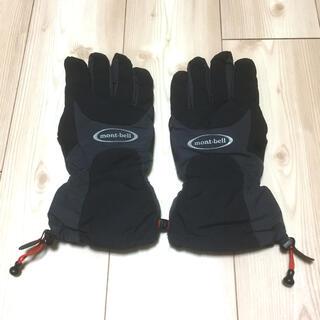 モンベル(mont bell)の【スキーに最適】モンベル montbell パウダーグローブ 手袋(手袋)