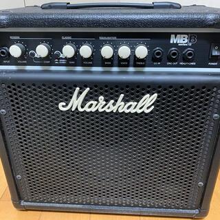 Marshall ベースアンプ MB serise B15 ガリ少々あり(ベースアンプ)